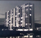 Atkinson Towers in 1961, click on this image to go to Atkinson Towers Inc Webpage