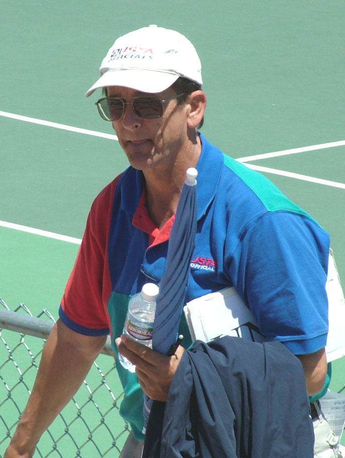 Jim Flood, the Ultimate Tennis Umpire