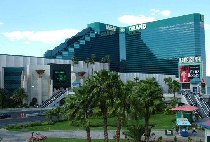 The MGM Grand - Las Vegas