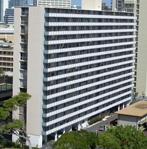 Waikiki Gay Atkinson Towers Unit 1203